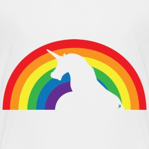 Unicorn - Rainbow Kids' Shirts - Kids' Premium T-Shirt