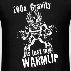 100 Times Gravity - Men's T-Shirt