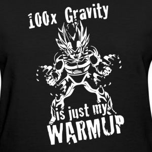 100 Times Gravity - Women's T-Shirt