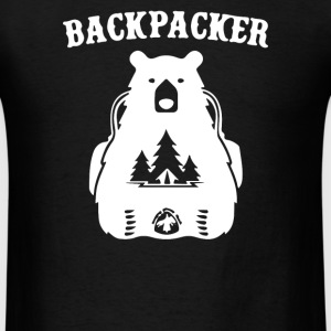 Backpacker - Men's T-Shirt