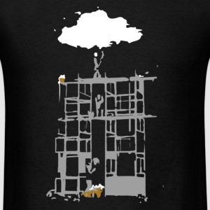 Building a Cloud - Men's T-Shirt