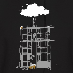 Building a Cloud - Men's Hoodie