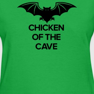 Chicken Of The Cave - Women's T-Shirt