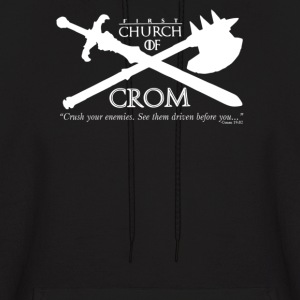Church of Crom - Men's Hoodie
