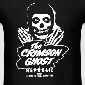Crimson Ghost - Men's T-Shirt