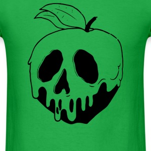 Disney Snow Whites Apple Skull - Men's T-Shirt