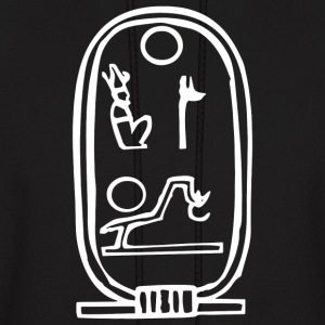 Egyptian Hieroglyph Ancient - Men's Hoodie