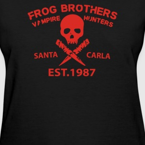 frog brothers - Women's T-Shirt