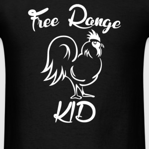 Free Range Kid - Men's T-Shirt