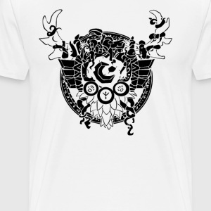Druid Crest - Men's Premium T-Shirt