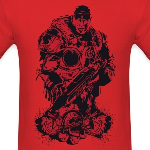 Marcus Fenix - Men's T-Shirt