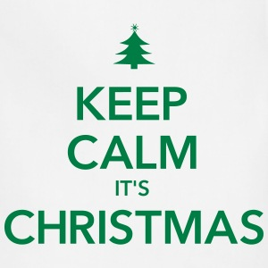 KEEP CALM IT'S CHRISTMAS - Adjustable Apron