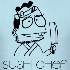 Sushi Chef - Men's T-Shirt