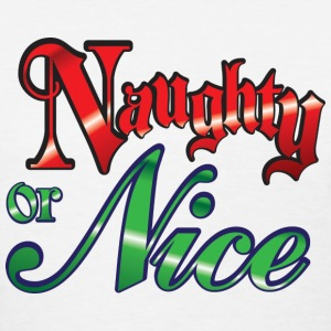 Naughty or Nice T-Shirts - Women's T-Shirt