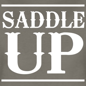 Saddle Up T-Shirts - Women's Premium T-Shirt