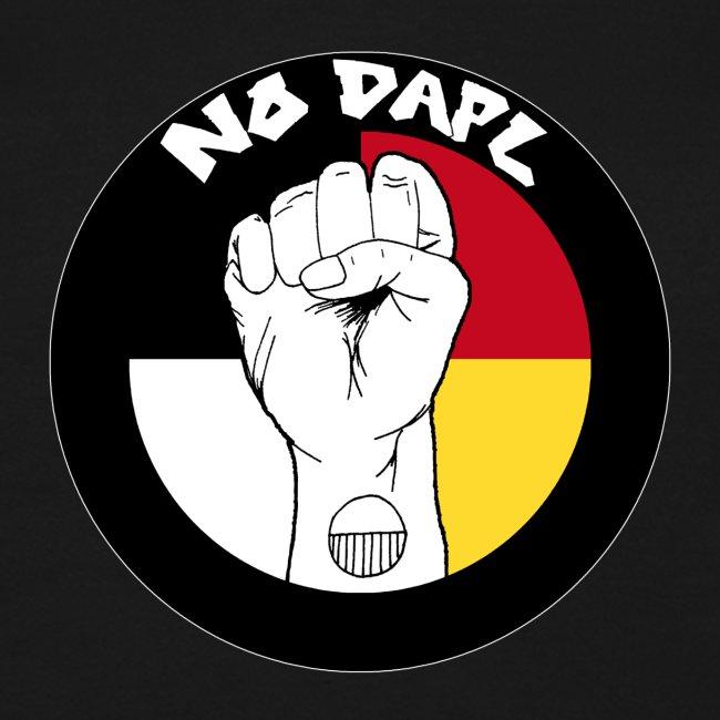NoDAPL (Mens Crew Neck) bv Kardena Manycows