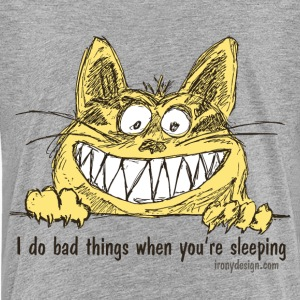 Bad Cat - Kids' Premium T-Shirt