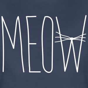 Meow Whiskers T-Shirts - Women's Premium T-Shirt