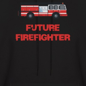Future Firefighter - Men's Hoodie