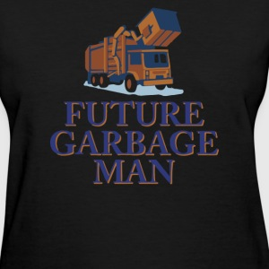 Future Garbage Man - Women's T-Shirt