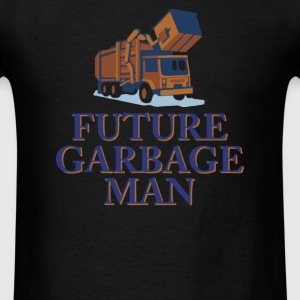 Future Garbage Man - Men's T-Shirt
