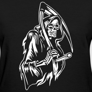 Grin Of The Reaper - Women's T-Shirt
