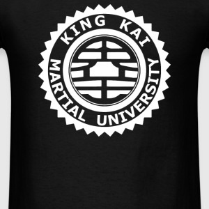 King kai university DBZ - Men's T-Shirt