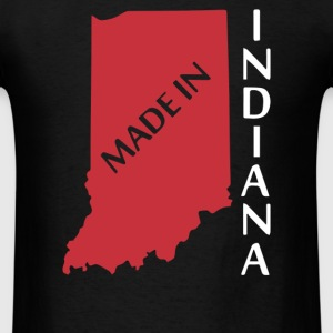 MADE IN INDIANA - Men's T-Shirt