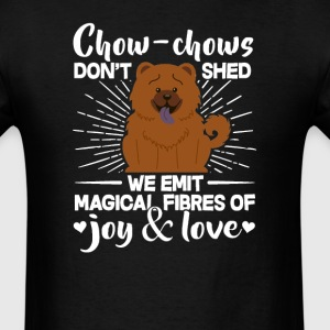 Chow-Chows Hair - Don't Shed T-Shirt T-Shirts - Men's T-Shirt