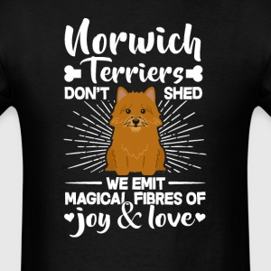 Norwich Terriers Hair - Don't Shed T-Shirt T-Shirts - Men's T-Shirt