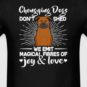 Chongqing Dogs Hair - Don't Shed T-Shirt T-Shirts - Men's T-Shirt