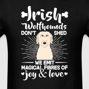 Irish Wolfhound Hair - Don't Shed T-Shirt T-Shirts - Men's T-Shirt