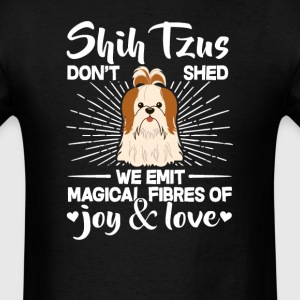 Shih Tzus Hair - Don't Shed T-Shirt T-Shirts - Men's T-Shirt