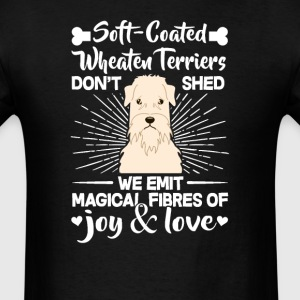 Soft-Coated Wheaten Terriers Hair - Don't Shed T-S T-Shirts - Men's T-Shirt