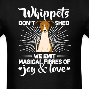 Whippets Hair - Don't Shed T-Shirt T-Shirts - Men's T-Shirt