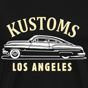 CCC-Buick-Kustoms-Los-Angeles - Men's Premium T-Shirt
