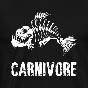 CARNIVORE WILD ANIMAL T-Shirts - Men's Premium T-Shirt
