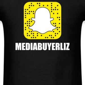 Media Buyerliz - Men's T-Shirt