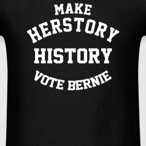 Make HerStory History - Men's T-Shirt