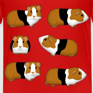 guinea pigs Baby & Toddler Shirts - Toddler Premium T-Shirt