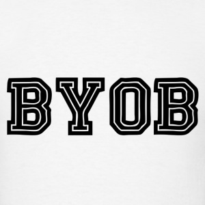 BYOB - Men's T-Shirt