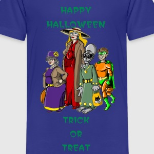 Trick or Treat - Kids' Premium T-Shirt