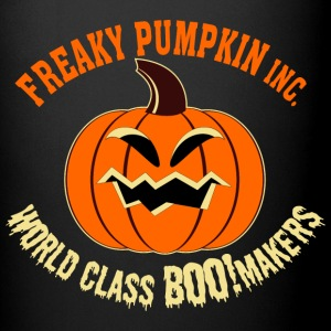 Freaky Pumpkin - Halloween - Full Color Mug