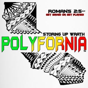 POLYFORNIA Mugs & Drinkware - Travel Mug