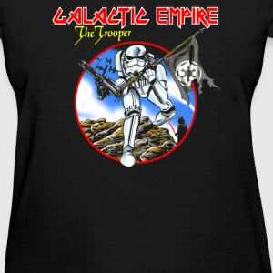 Galactic Empire The Trooper - Women's T-Shirt