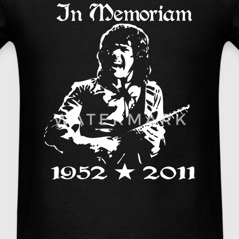 Gary Moore Homage - Men's T-Shirt
