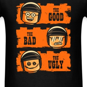 GOOD COP BAD COP UGLY COP - Men's T-Shirt