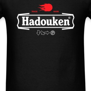 Hadouken Lager Beer - Men's T-Shirt