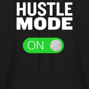 Hustle Mode On - Men's Hoodie