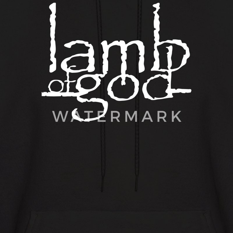 Lamb Of God - Men's Hoodie